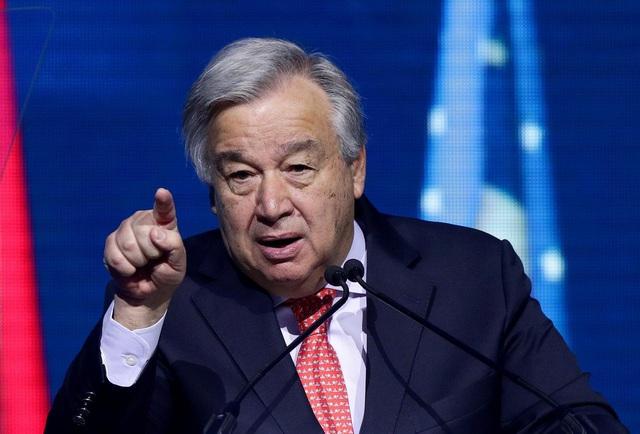 Tổng Thư ký LHQ kêu gọi giảm nợ cho các nước đang phát triển - Ảnh 1.