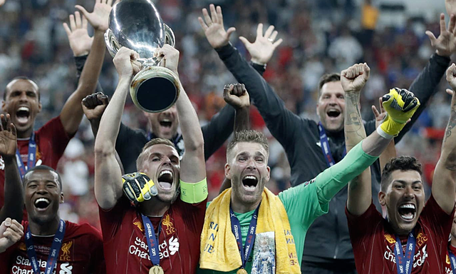 Liverpool trở thành CLB có giá trị thứ 2 ở nước Anh - Ảnh 1.