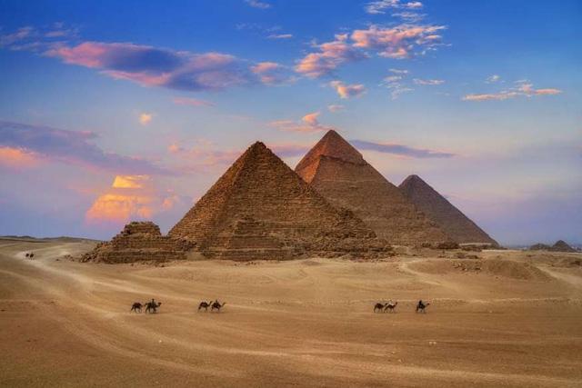 Những sự thật bất ngờ về Kim tự tháp lớn nhất thế giới - ảnh 2