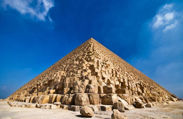 Những sự thật bất ngờ về Kim tự tháp lớn nhất thế giới - ảnh 11
