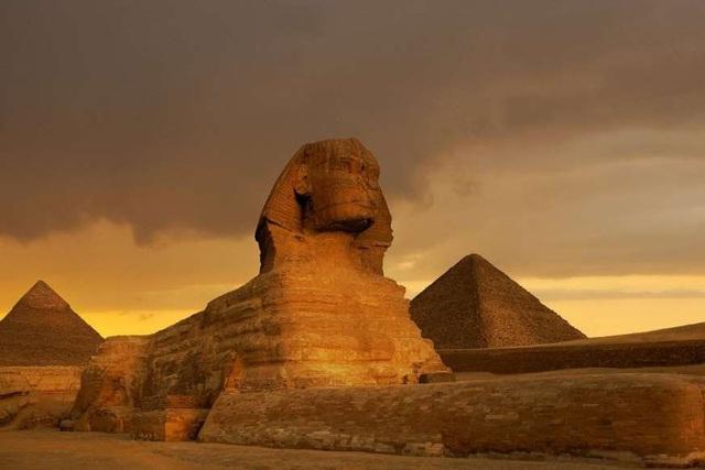 Những sự thật bất ngờ về Kim tự tháp lớn nhất thế giới - ảnh 3
