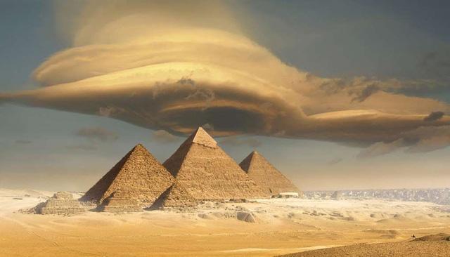 Những sự thật bất ngờ về Kim tự tháp lớn nhất thế giới - ảnh 9