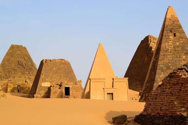 Những sự thật bất ngờ về Kim tự tháp lớn nhất thế giới - ảnh 10