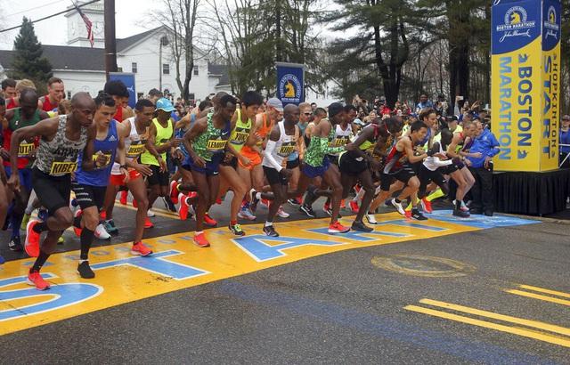 Giải Marathon Boston bị hủy lần đầu tiên sau 124 năm - Ảnh 1.