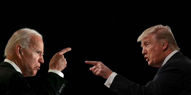 Donald Trump - Joe Biden: Cuộc đua thời loạn lạc với biến số COVID-19 - Ảnh 1.