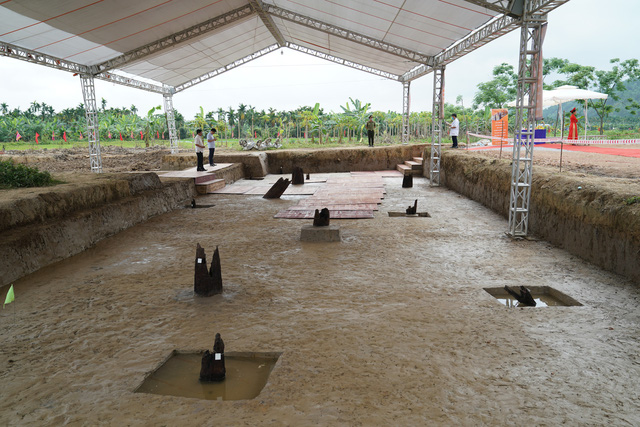 Thủ tướng yêu cầu bảo tồn nguyên trạng di tích bãi cọc Cao Quỳ - Ảnh 2.