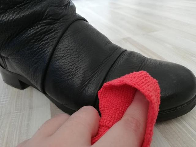 11 mẹo loại bỏ mọi khó chịu khi mang giày - ảnh 2