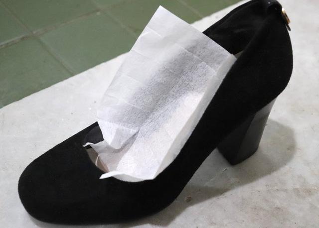 11 mẹo loại bỏ mọi khó chịu khi mang giày - ảnh 8