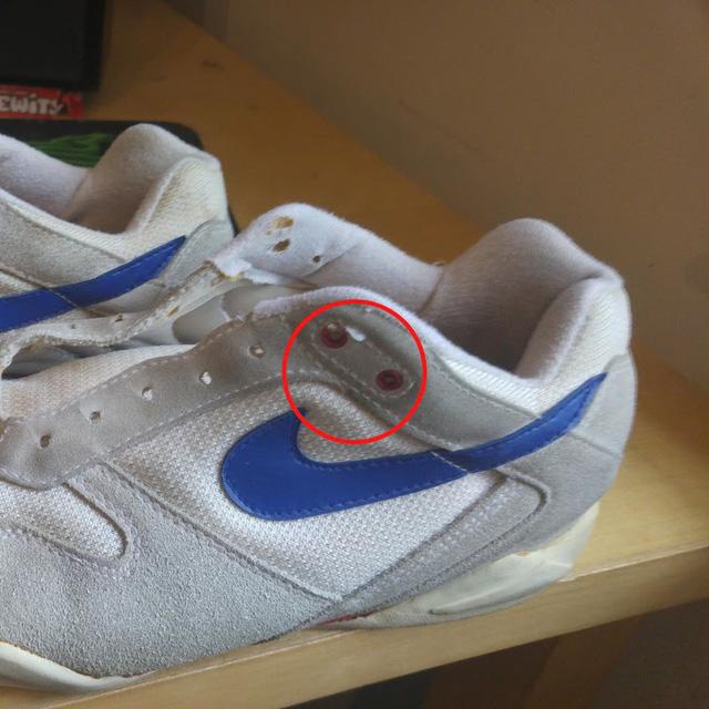 11 mẹo loại bỏ mọi khó chịu khi mang giày - ảnh 9