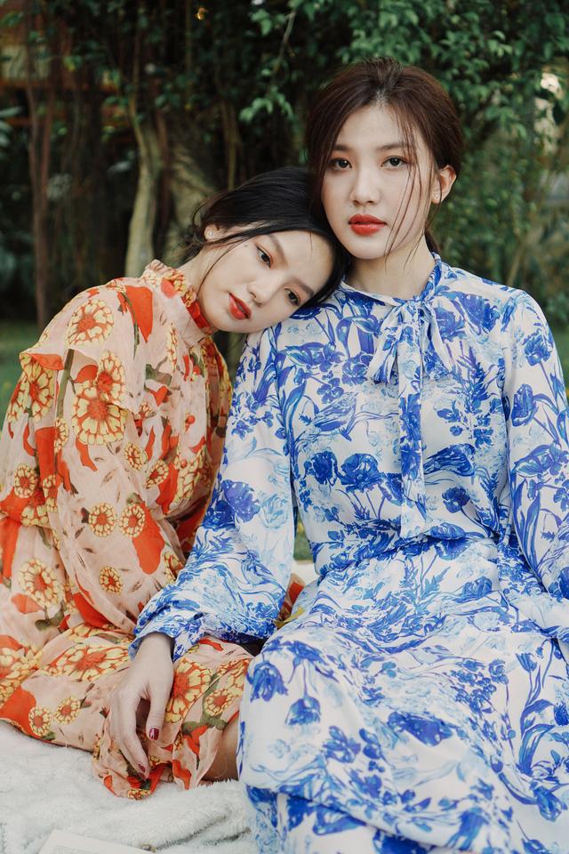 Bộ đôi Cả một đời ân oán Lương Thanh - Hạ Anh bất ngờ khoe ảnh thân thiết - Ảnh 2.
