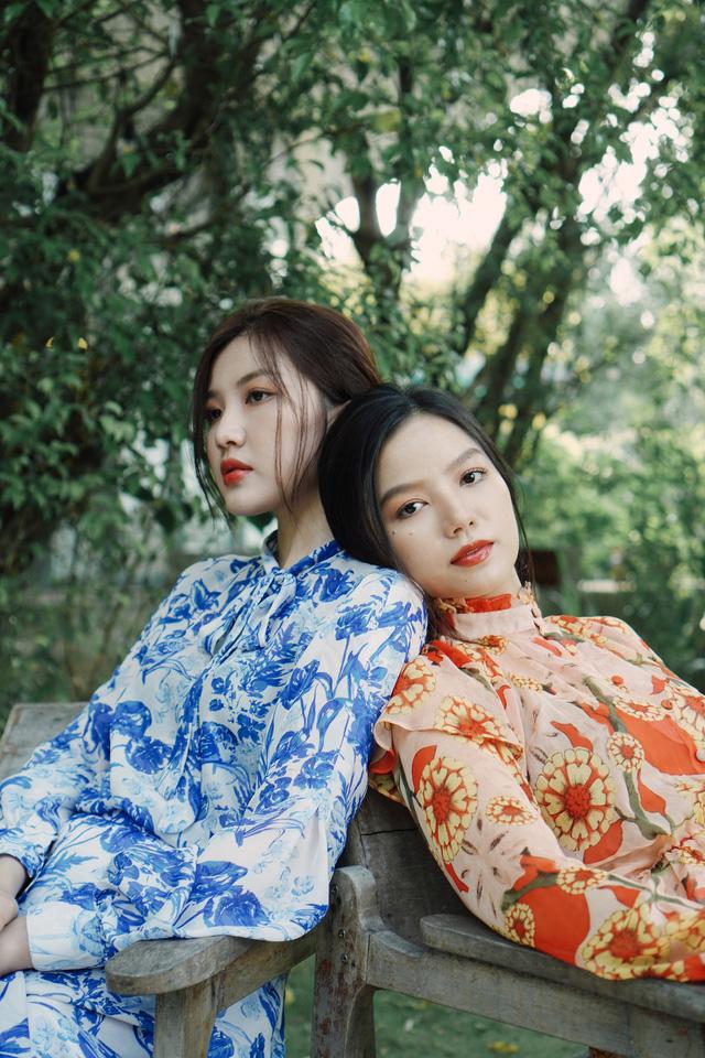 Bộ đôi Cả một đời ân oán Lương Thanh - Hạ Anh bất ngờ khoe ảnh thân thiết - Ảnh 12.