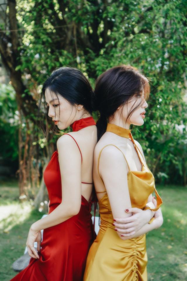 Bộ đôi Cả một đời ân oán Lương Thanh - Hạ Anh bất ngờ khoe ảnh thân thiết - Ảnh 4.