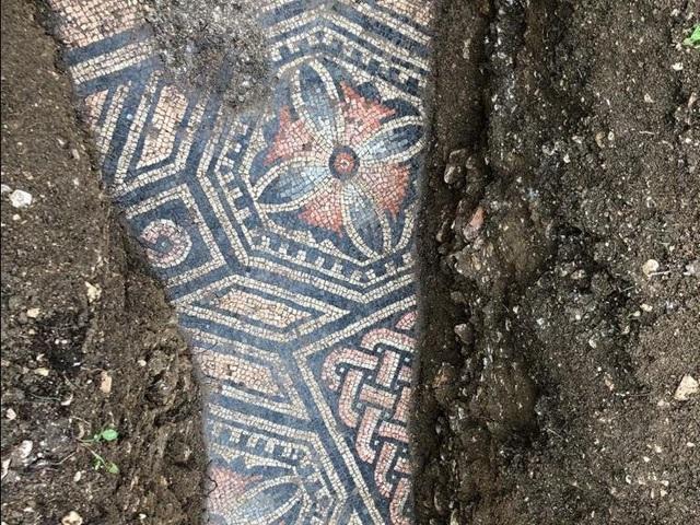 Phát hiện di tích biệt thự La Mã có niên đại hơn 2000 năm - Ảnh 1.