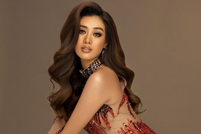 Hoa hậu Khánh Vân trở lại công việc bằng bộ ảnh mới khoe vẻ quyến rũ - Ảnh 5.