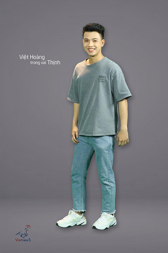 Ra mắt series phim Bạn thân trên sóng VTV2 - Ảnh 2.