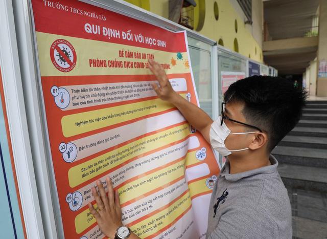 Thi tốt nghiệp THPT 2020 tại Đà Nẵng thế nào nếu giãn cách xã hội? - Ảnh 1.