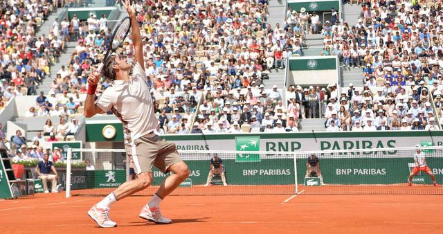 Giải quần vợt Pháp mở rộng sẽ không tổ chức nếu không có khán giả - Ảnh 1.