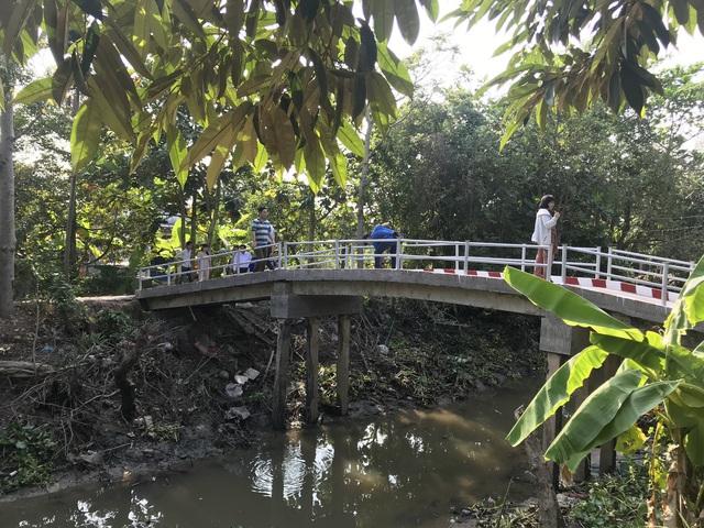 Quỹ Tấm lòng Việt hỗ trợ xây cầu dân sinh tại xã nghèo tỉnh Tiền Giang - Ảnh 2.