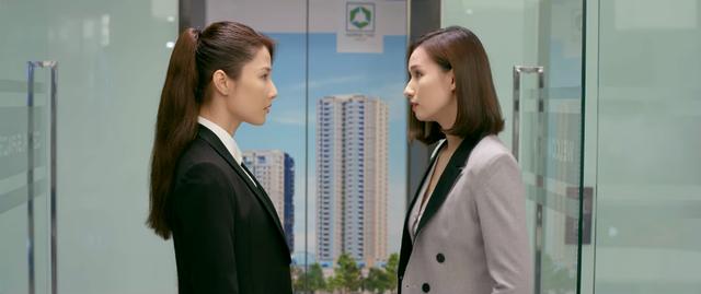 Tình yêu và tham vọng - Tập 14: Tuệ Lâm vuột mất chuyến công tác với Minh ở phút chót, cơ hội lại đến với Linh - Ảnh 5.