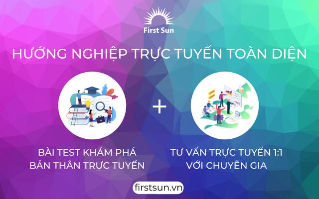 Nền tảng hướng nghiệp trực tuyến cho thanh thiếu niên đầu tiên tại Việt Nam - Ảnh 1.