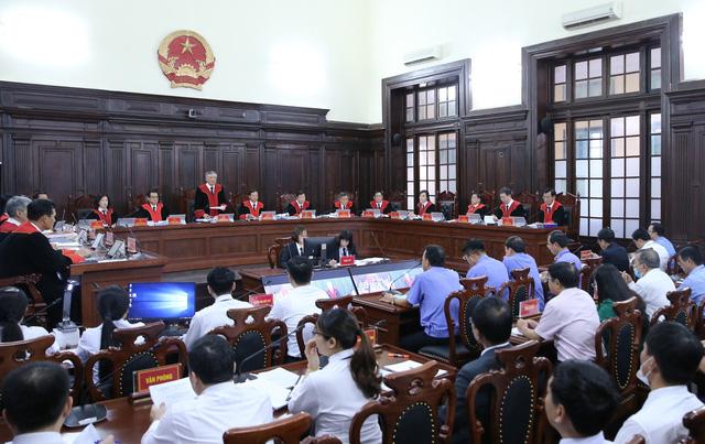 Xét xử giám đốc thẩm vụ án Hồ Duy Hải: Một số luật sư, kiểm sát viên được mời đến phiên tòa nhưng vắng mặt - Ảnh 1.