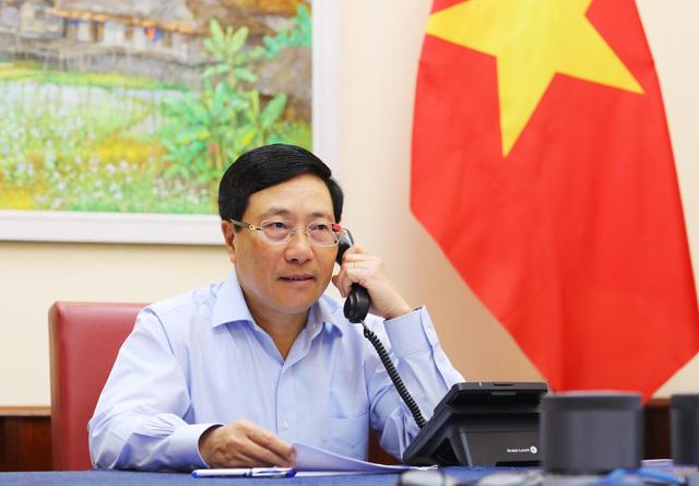 Điện đàm với Thủ tướng Nguyễn Xuân Phúc, Tổng thống Donald Trump đánh giá cao năng lực ứng phó dịch COVID-19 của Việt Nam - Ảnh 2.