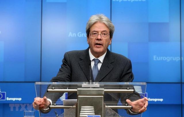 EC dự báo nền kinh tế Eurozone sẽ giảm 7,7% trong năm nay - Ảnh 1.