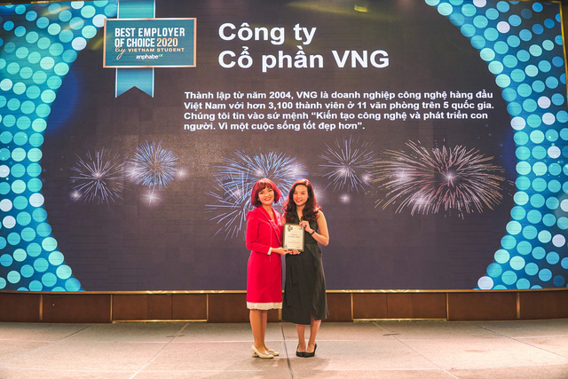 FPT và VNG dẫn đầu Top Thương hiệu Nhà tuyển dụng hấp dẫn nhất trong lĩnh vực CNTT - Ảnh 2.