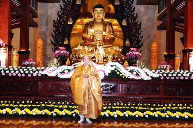 Giáo hội Phật giáo Việt Nam Thành phố Hồ Chí Minh tổ chức Đại lễ Phật đản 2020 Phật lịch 2564 - Ảnh 4.