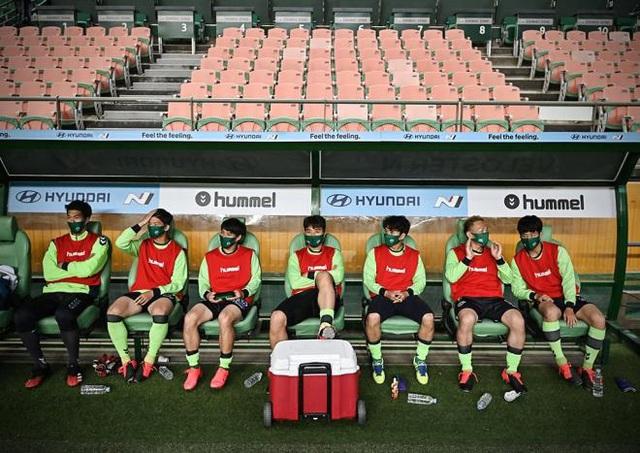 Cận cảnh trận đấu khai màn đặc biệt của giải       VĐQG Hàn Quốc K-League - Ảnh 2.
