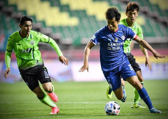 Cận cảnh trận đấu khai màn đặc biệt của giải         VĐQG Hàn Quốc K-League - Ảnh 4.