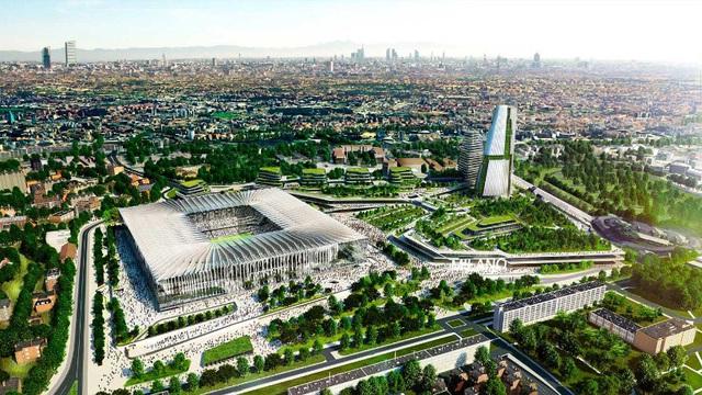 AC Milan và Inter Milan hồi sinh sân San Siro với kế hoạch tỷ USD - Ảnh 1.