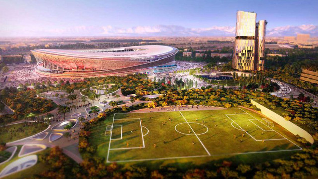 AC Milan và Inter Milan hồi sinh sân San Siro với kế hoạch tỷ USD - Ảnh 2.