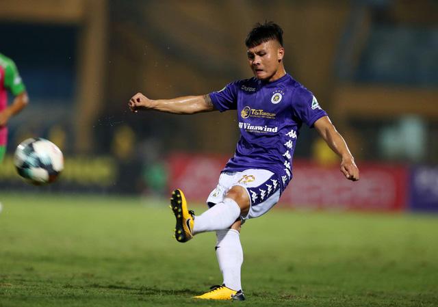 ẢNH: Quả bóng vàng 2019 Hùng Dũng góp mặt, CLB Hà Nội vượt qua Đồng Tháp tại Cúp Quốc gia 2020 - Ảnh 8.