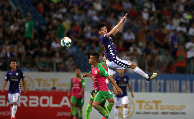 ẢNH: Quả bóng vàng 2019 Hùng Dũng góp mặt, CLB Hà Nội vượt qua Đồng Tháp tại Cúp Quốc gia 2020 - Ảnh 7.