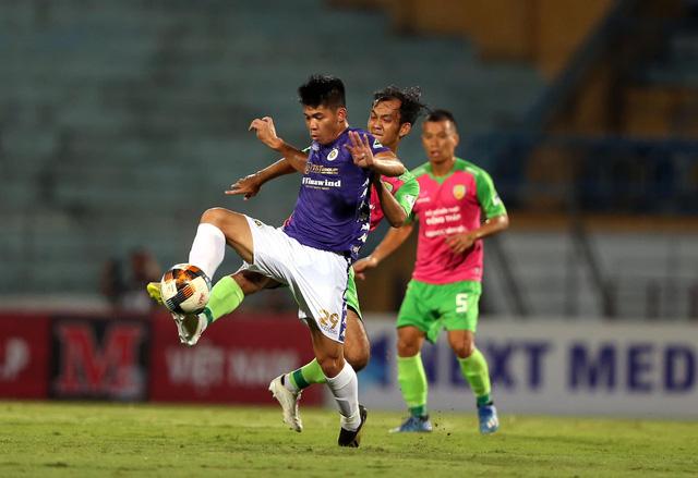 ẢNH: Quả bóng vàng 2019 Hùng Dũng góp mặt, CLB Hà Nội vượt qua Đồng Tháp tại Cúp Quốc gia 2020 - Ảnh 6.