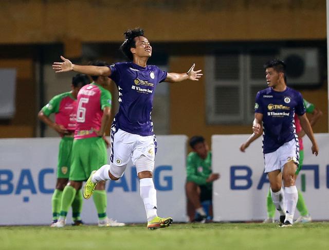 ẢNH: Quả bóng vàng 2019 Hùng Dũng góp mặt, CLB Hà Nội vượt qua Đồng Tháp tại Cúp Quốc gia 2020 - Ảnh 11.