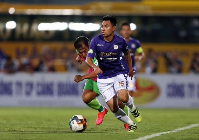 ẢNH: Quả bóng vàng 2019 Hùng Dũng góp mặt, CLB Hà Nội vượt qua Đồng Tháp tại Cúp Quốc gia 2020 - Ảnh 10.