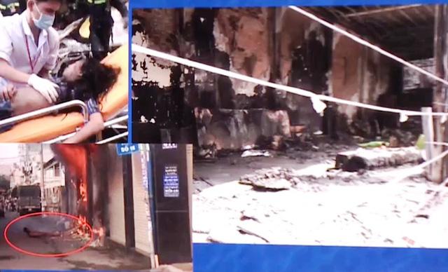 Vụ cháy nhà phố ở TP.HCM: Nạn nhân có lẽ không thiệt mạng nếu bình tĩnh hơn - Ảnh 1.