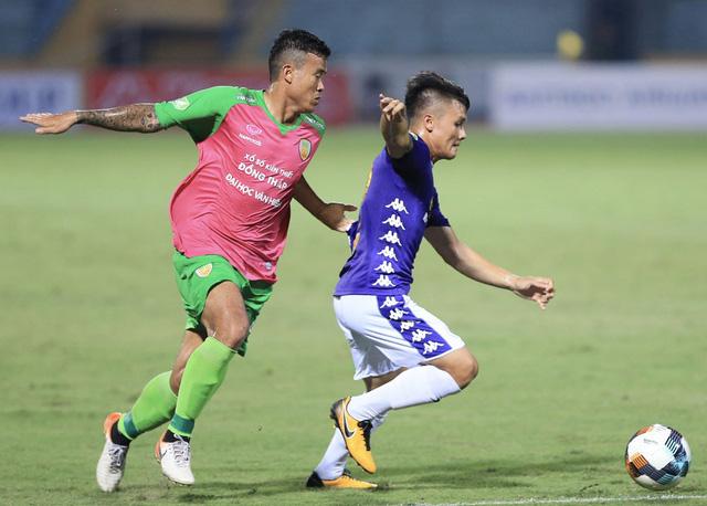 ẢNH: Quả bóng vàng 2019 Hùng Dũng góp mặt, CLB Hà Nội vượt qua Đồng Tháp tại Cúp Quốc gia 2020 - Ảnh 9.