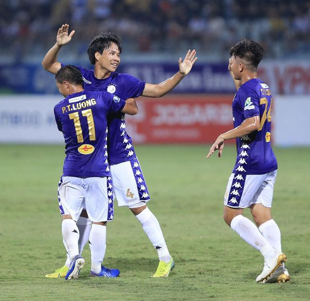 ẢNH: Quả bóng vàng 2019 Hùng Dũng góp mặt, CLB Hà Nội vượt qua Đồng Tháp tại Cúp Quốc gia 2020 - Ảnh 12.