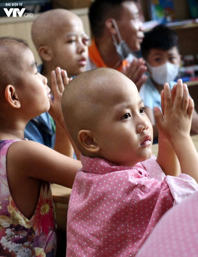 Khai giảng Lớp học hạnh phúc dành cho bệnh nhi ung thư - Ảnh 5.