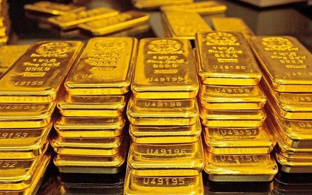 Lo ngại căng thẳng Mỹ-Trung, giá vàng bật tăng - Ảnh 1.