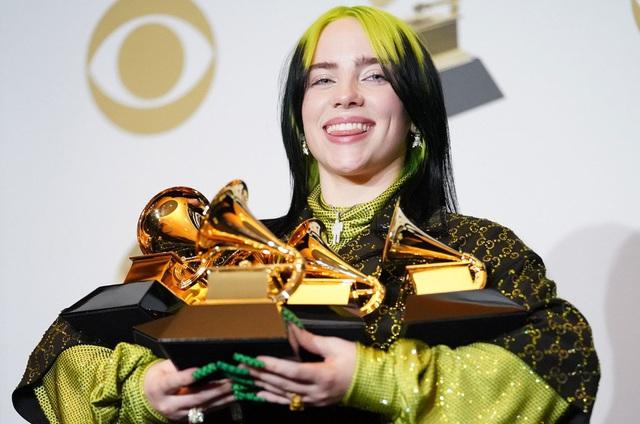 Billie Eilish vẫn có thể làm nên lịch sử tại Grammy 2021 - Ảnh 1.