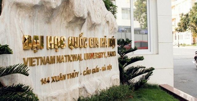 Đại học Quốc gia Hà Nội mở 14 ngành mới năm 2020 - Ảnh 1.