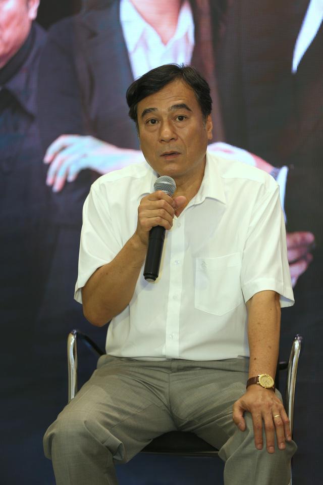 Phương Oanh diện váy xẻ cao, Hà Việt Dũng chuẩn soái ca trong họp báo phim mới Lựa chọn số phận - Ảnh 18.