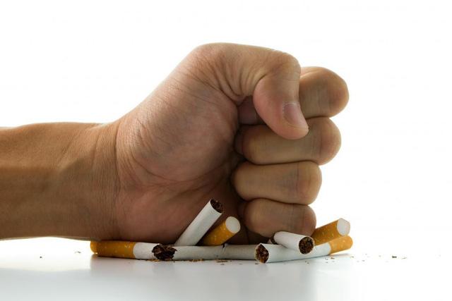 Sự quyết tâm - Yếu tố quan trọng để cai nghiện thuốc lá - Ảnh 1.