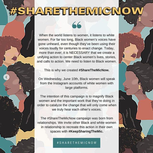 Ms. Marvel Brie Larson, Julia Roberts trao quyền truy cập Instagram cho phụ nữ da màu - Ảnh 5.