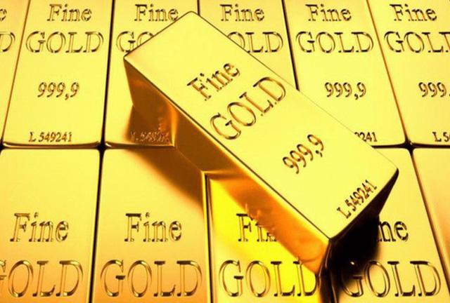 Giá vàng tăng sau những chuỗi ngày giảm liên tiếp - Ảnh 1.
