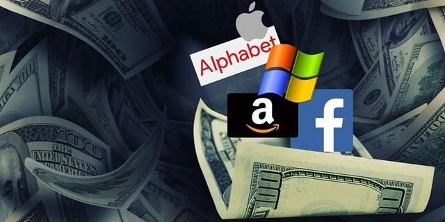 Vô tiền khoáng hậu: Apple cán mốc 1.500 tỷ USD - Ảnh 2.
